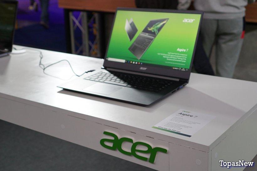 ноутбук Aspire 7 от Acer