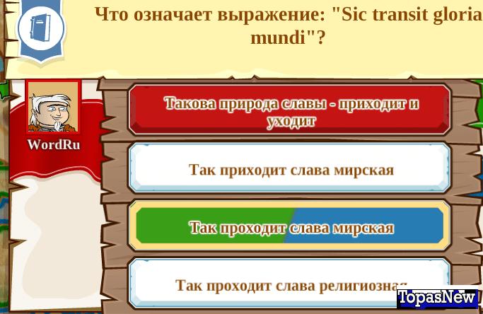 Что означает выражение «Sic transit gloria mundi»?