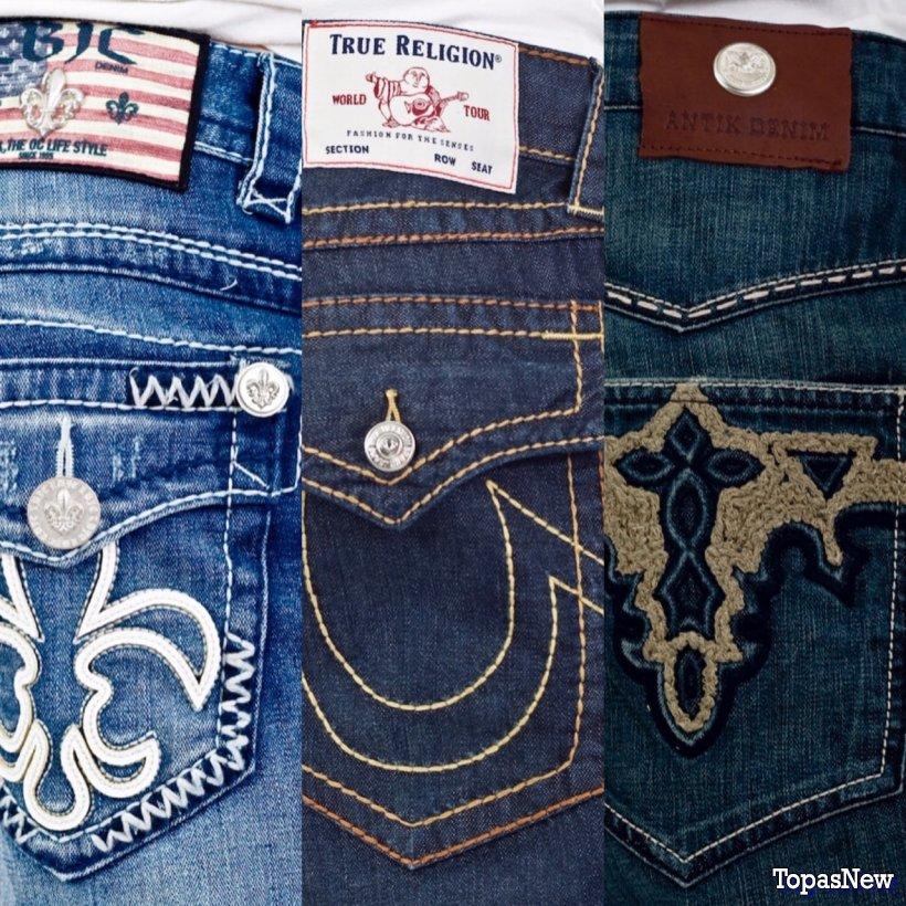 Американские джинсовые бренды, о которых слагают легенды