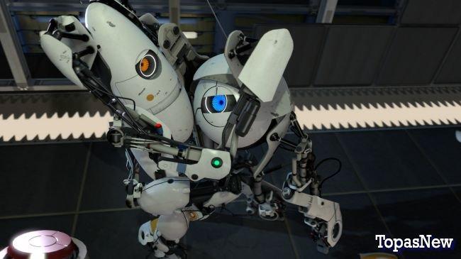 Portal 2: обновление улучшает местную совместную игру