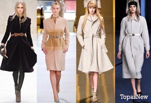 Как выбрать модное и красивое зимнее пальто