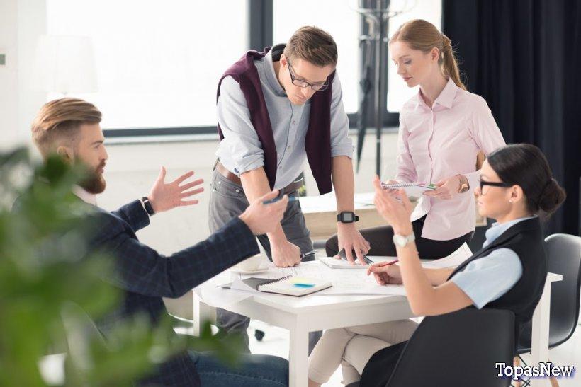 Как быстро влиться в коллектив на новой работе