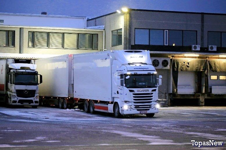 Види автотранспорту для міжнародного перевезення м'яса