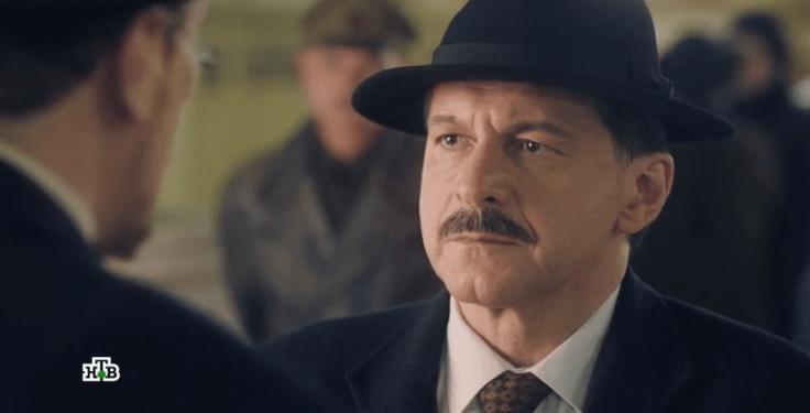 Легенда Феррари 7 8 серия 23 января 2020 смотреть онлайн НТВ