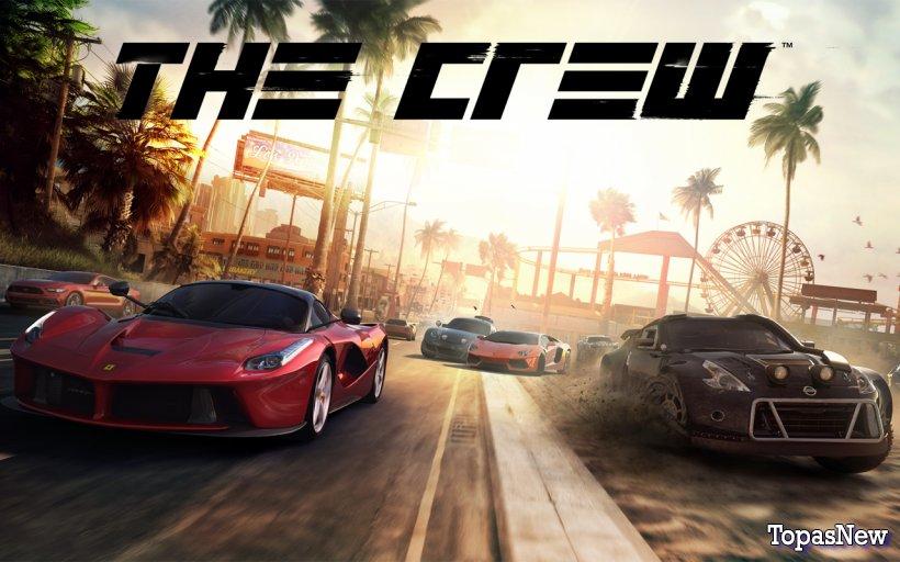 Обзор игры The Crew: стоит ли играть?