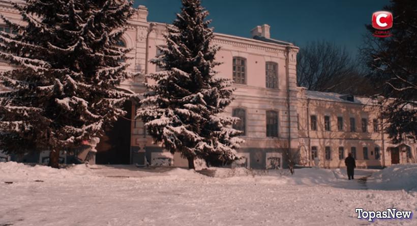 Крепостная 39 40 серия 30 января 2020 смотреть онлайн Россия-1